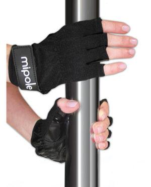 Mipole Dance Pole Gloves (pair) Medium – Black